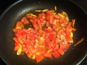 sauteed tomatoes